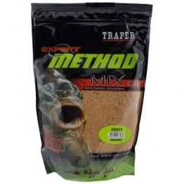Прикормка TRAPER METOD MIX 1 кг (в ассортименте)